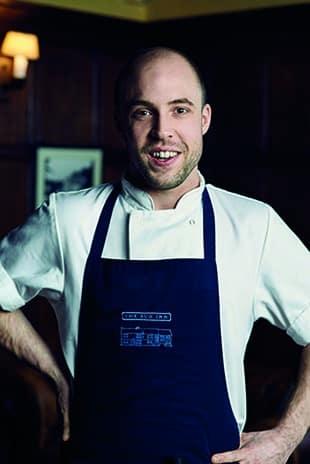 The Sun Inn Head Chef Jack Levine