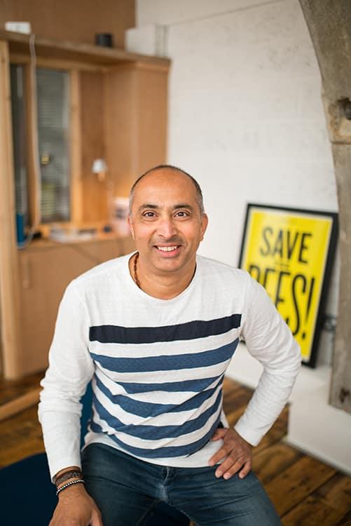 Praveen Vijh Is The Co Founder Of Eat Natural
