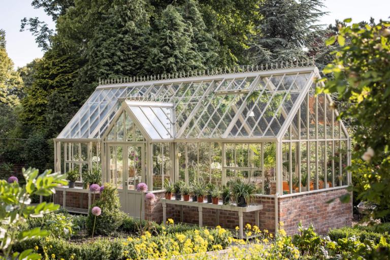Greenhouse inspo