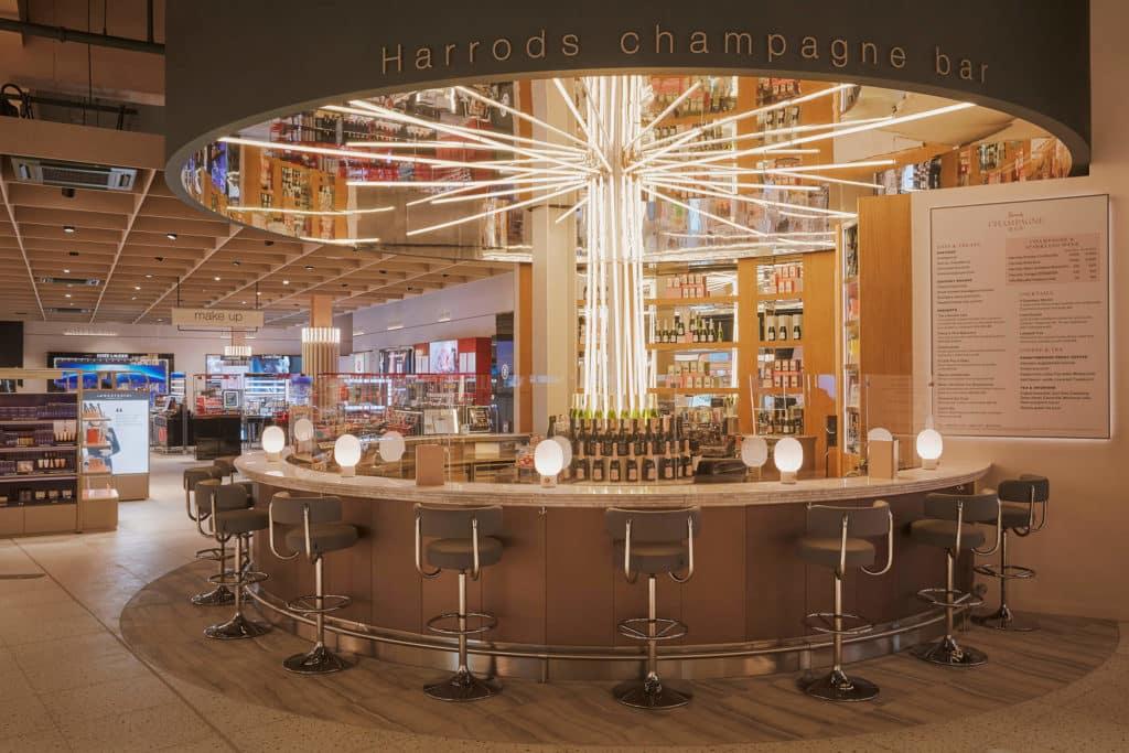 H Beautys Champagne Bar