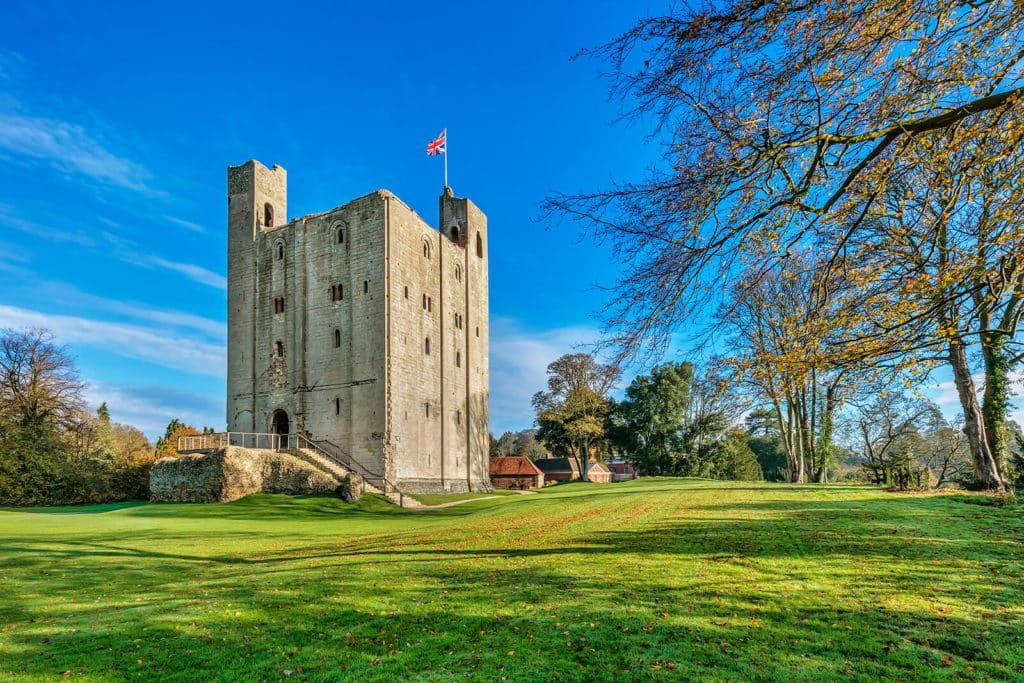 Hedingham Castle Is One Of Essexs Finest Landmarks